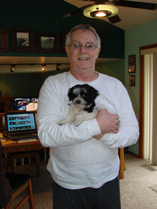 Mar 19 - Daisie joins family