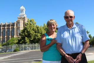 Logan, Utah visit