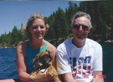 July - Kath, Mokie, Bob