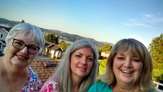 May - Shirley, Linda, Kath
