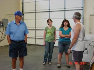 July-Dad, Fiona, Linda, Bob