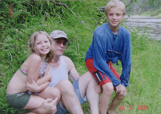 July - Katelyn, Bob, Marcus