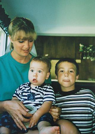 July - Kath, Sam, Cody