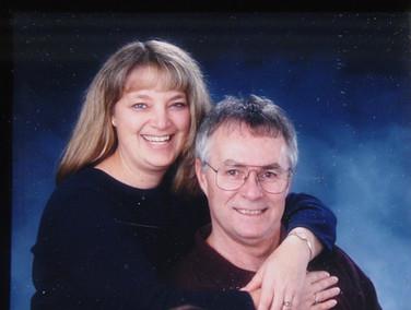 Oct - Kath & Bob
