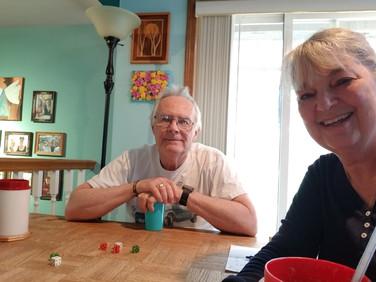 Farkle - Bob & Kath