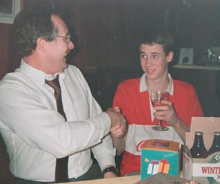 Jan - Bob & Brian
