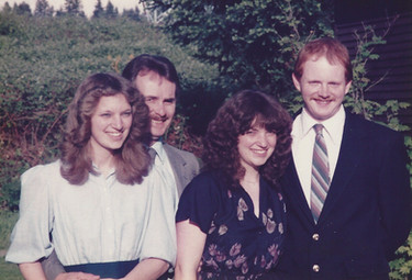 Kath, Bob, Linda, Spence