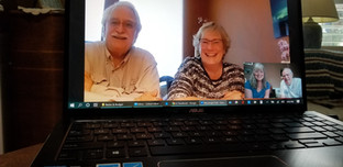 Video Chat with Kim & Jim