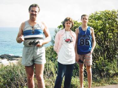 April - Bob, Tracy,Brian