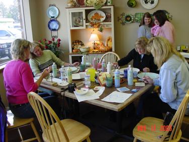 Kath, Lora, Kathy, Laurie