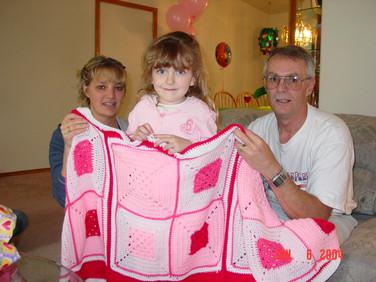 June - Kath, Trisha, Bob