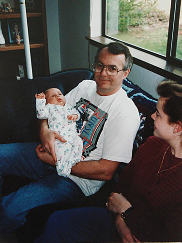 March - Marcus, Bob, Megan