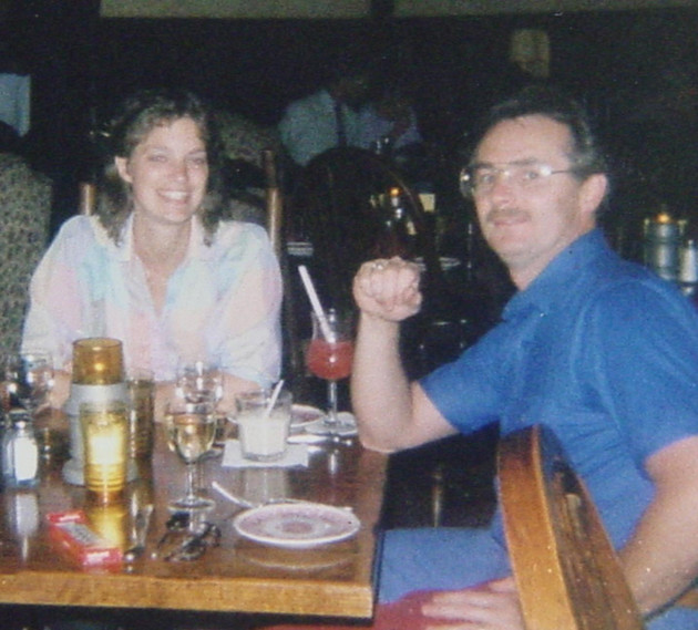 1986 - 5 years married