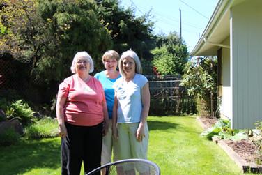 May - Shirley, Kath, Linda