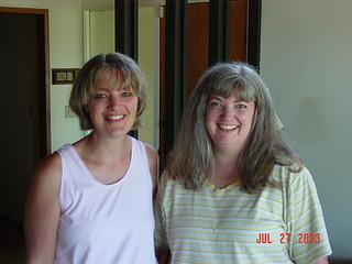 July - Kath, Linda