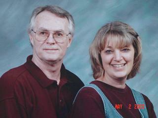 April - Bob & Kath
