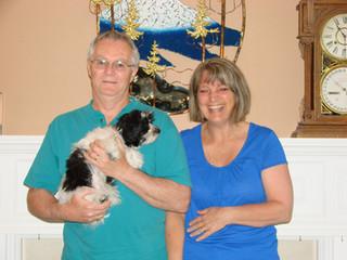 May - Bob, Daisie, Kath
