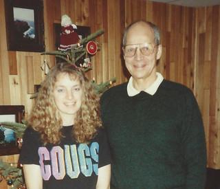 Dec - Kath & Dad