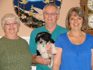 Shirley, Daisie, Bob, Kath