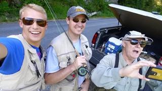 2015 fishing team