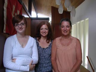 Aug - Fiona, Linda, Kath