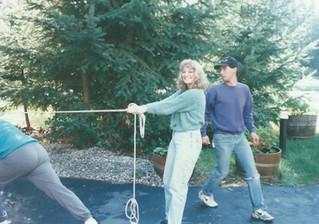 March - Bob, Kath, Ryan