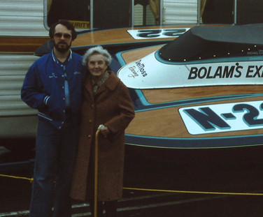 Bob, Grandma Atha