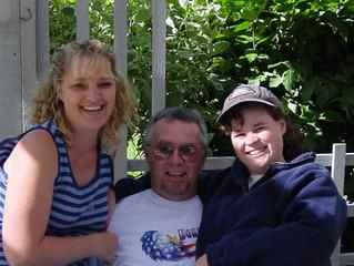 June - Kath, Bob, Tracy