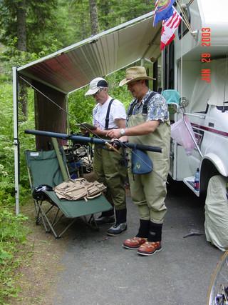 2003 Kit Price CDA River