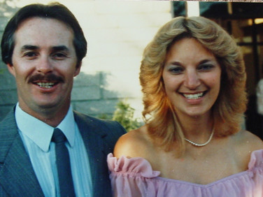 1984 Bob & Kath