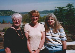 April - Shirley, Kath, Linda