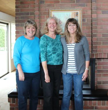 May - Kath, Lora, Kathy