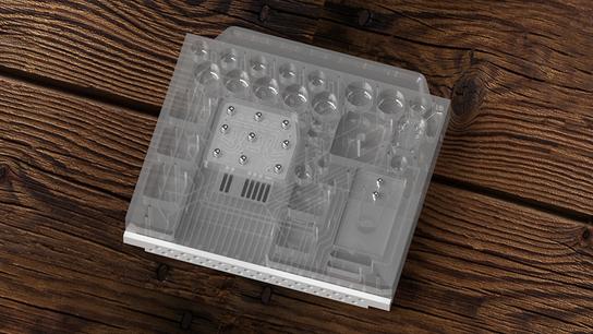 3D Model of CAD Design