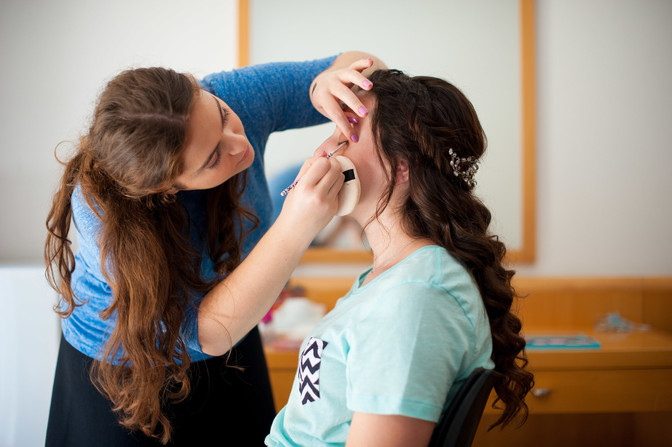 Bridal Makeup - Enjoyable or Terrifying?
