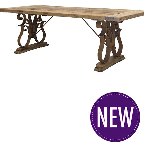 Arden Dining Table 2.4m
