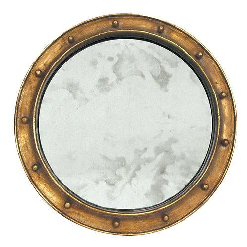 Federa Gold Leaf Mirror