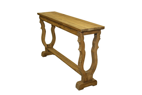 Rustic French Console