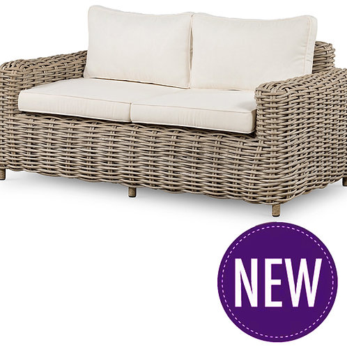 Santo Outdoor Wicker Sofa