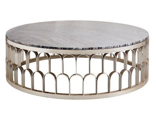 Greg Natale Silver Coffee Table – Large