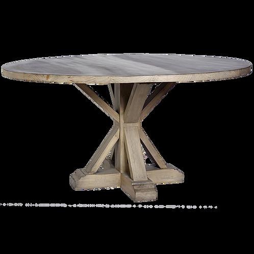 Ashley Pedestal Dining Table