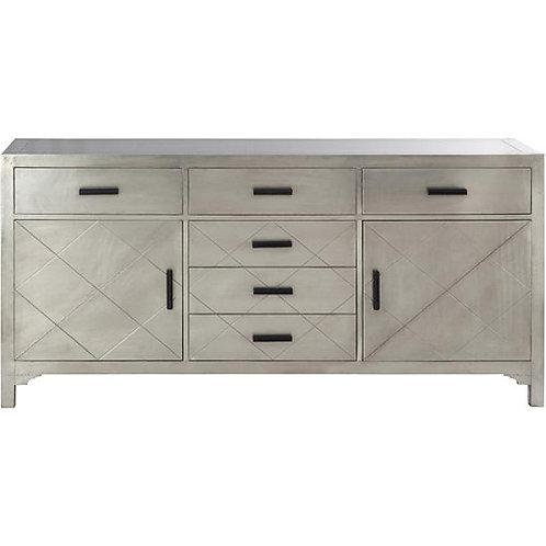 Silver Anatole Sideboard