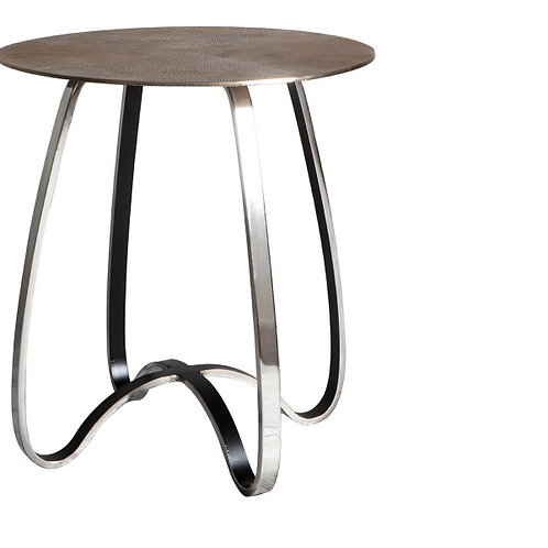Carlo Side Table Gold