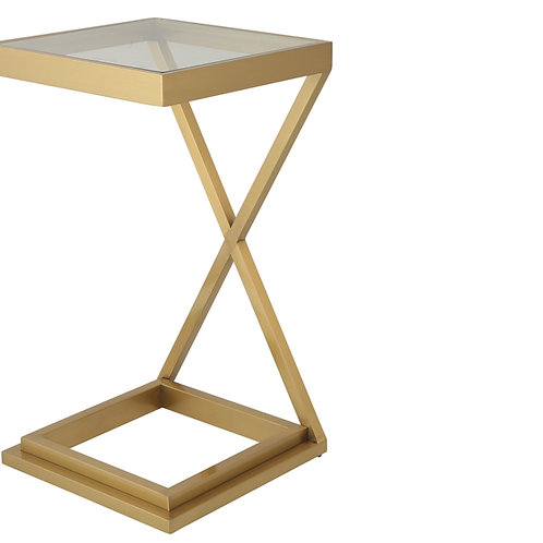 Shelby Cross Table