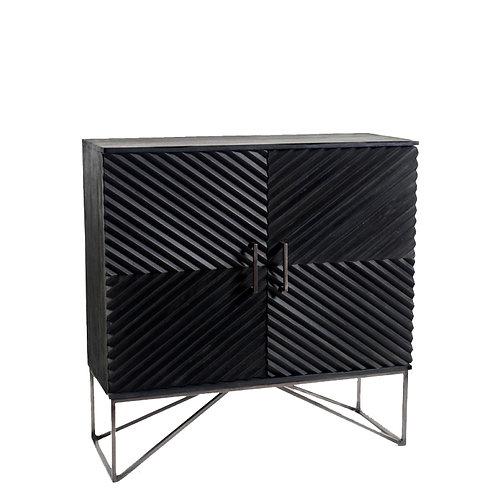 Liana Black Cabinet