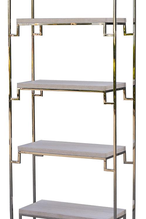 Lucy Brass TImber Shelves