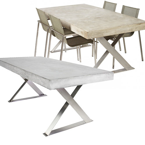 GRC Dining Table – Sand or Grey