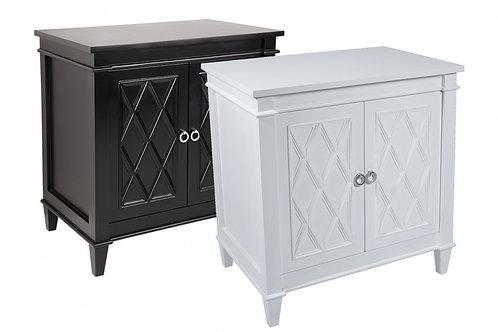 DIamond Cabinet Small – Black or White