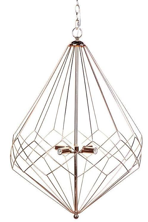 Portman Copper Pendant  –  2 Size Options