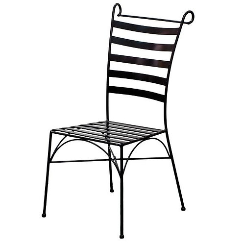 Venetian Wrought Iron Chair