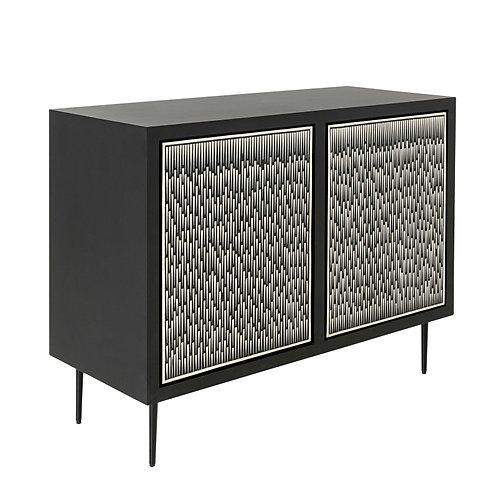 Preston Bone Inlay Cabinet